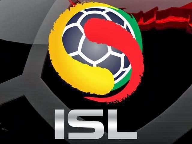 Klasmen Sementara ISL 2013/2014