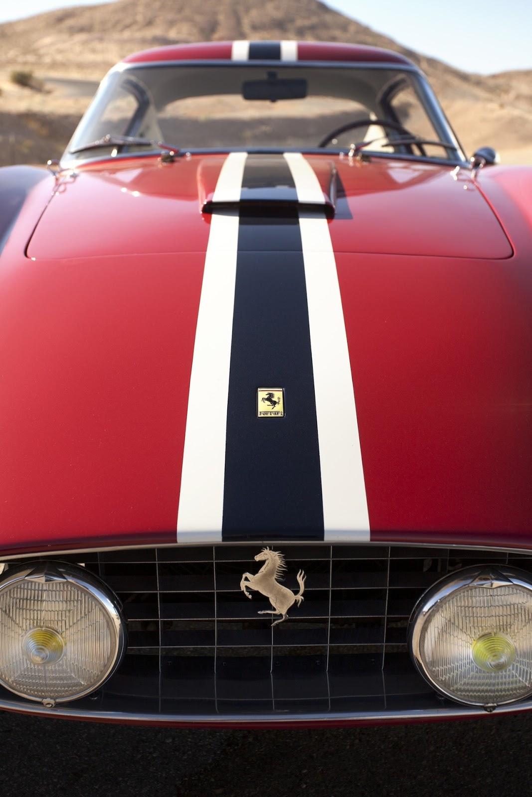 1956 Ferrari 250GT Berlinetta Tour de France Scaglietti