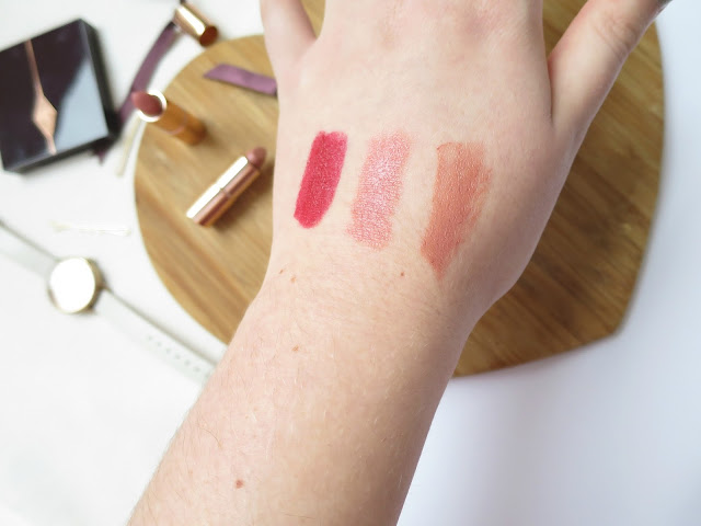Charlotte Tilbury Makeup Beauty Lipstick Charms Swatch