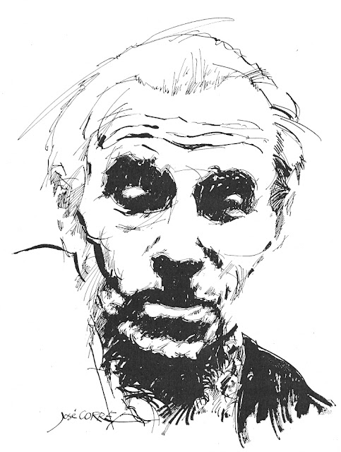Louis-Ferdinand Céline par José CORREA 2012
