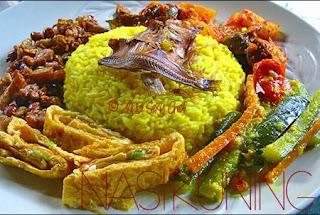 1001 Resep Cara Membuat Nasi Kuning Komplit