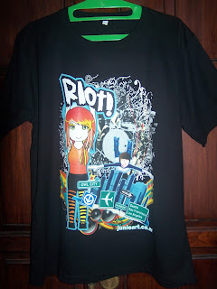 T-Shirt junieart