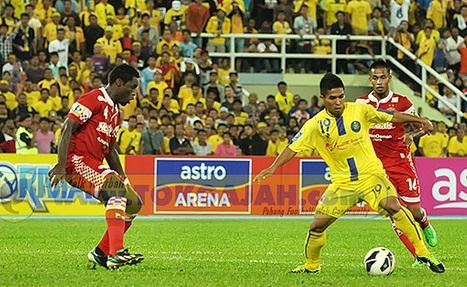 Kelantan vs Pahang 2013 Piala Malaysia
