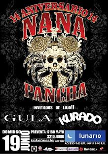 14 Aniversario de Nana Pancha