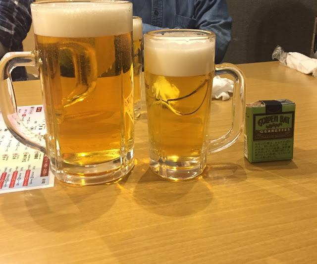 【雑記】がっつり飲み