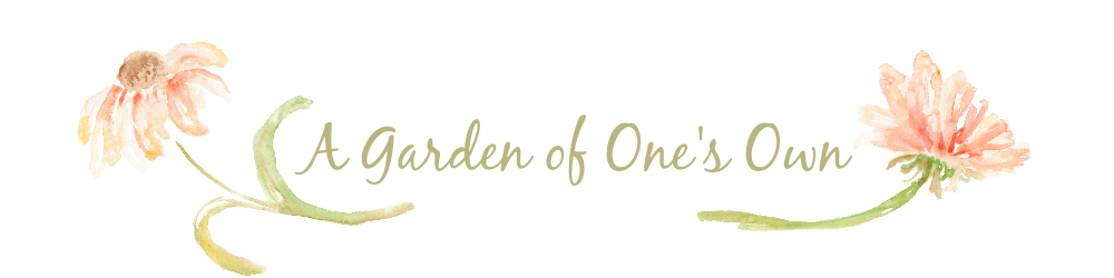 a garden of one's own