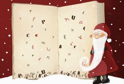 Encargos para Papá Noel