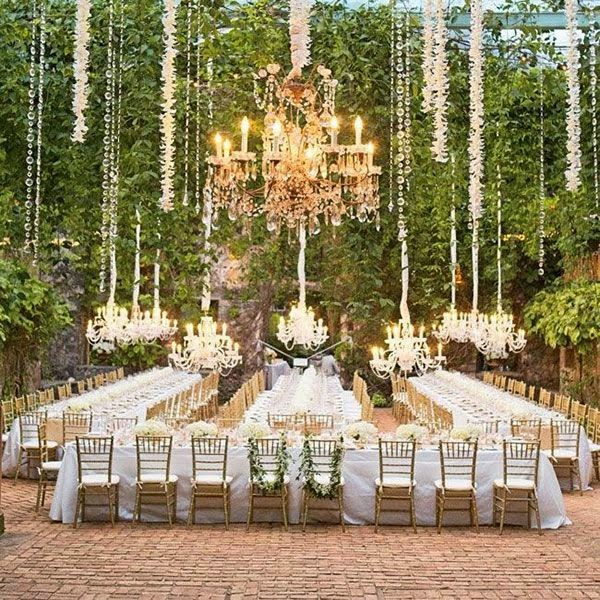2015 wedding trends and ideas hanging wedding decorations junglespirit Gallery
