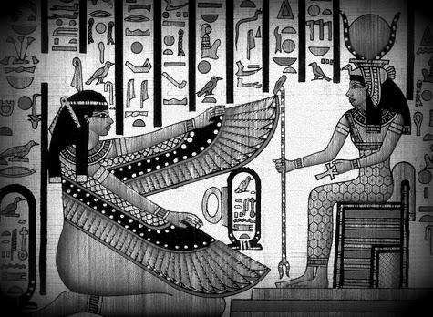 египетские богини имена