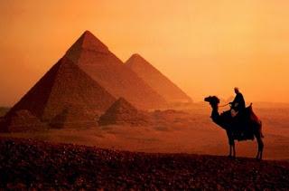 Turismo Egipto 2012