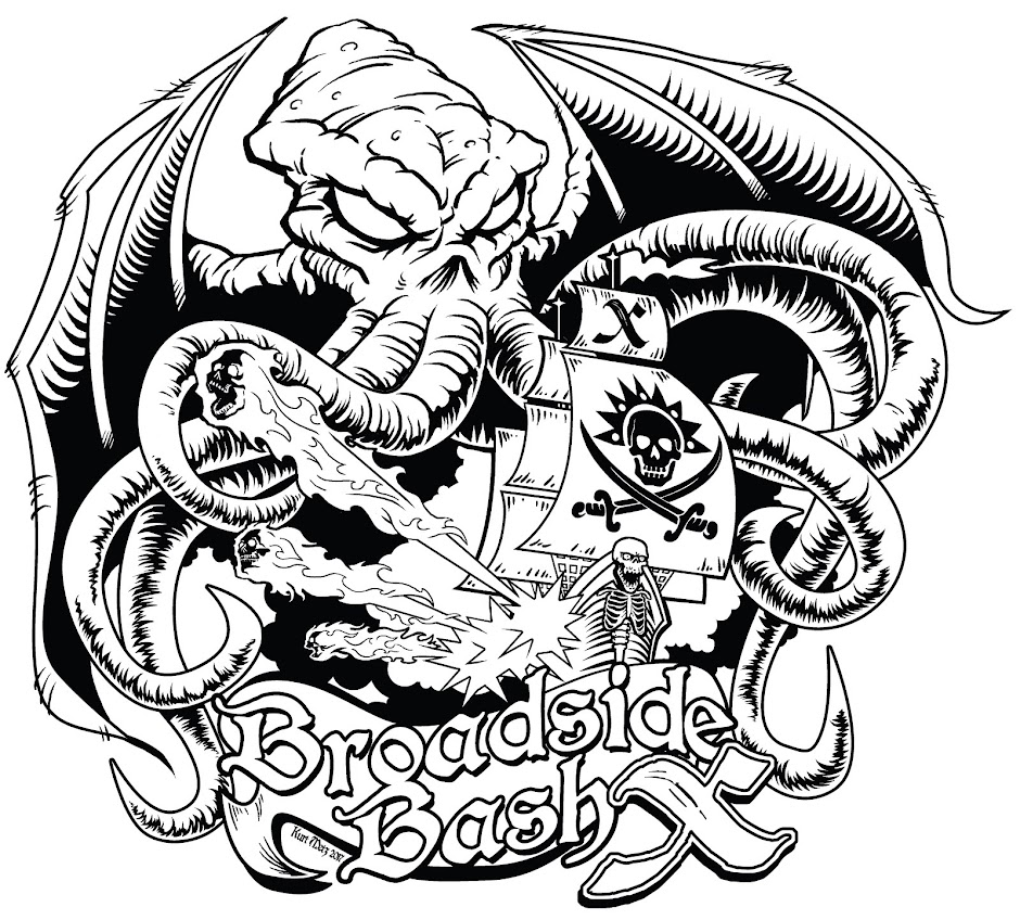 The Broadside Bash