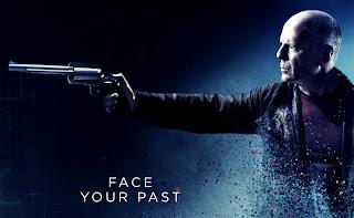 Looper Movie Bruce Willis with Gun HD Wallpaper