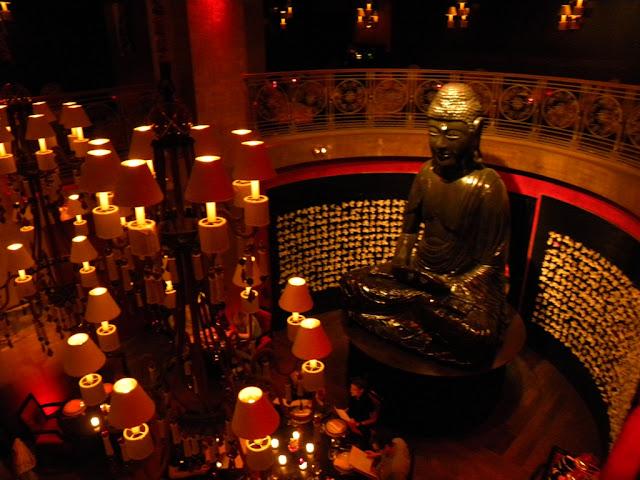 Buddha Bar restaurant, Prague