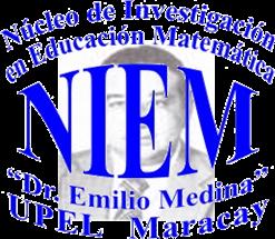"""NUCLEO DE INV. EN EDUC. MAT. """"Dr. Emilio Medina"""""""
