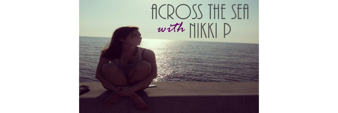 Across the Sea with Nikki P