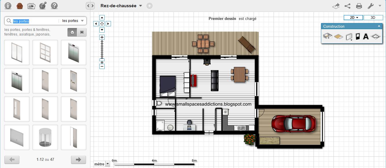 Dessiner Plan Maison Gratuit 2d