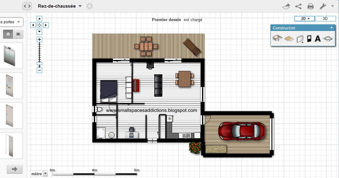dessiner un plan de maison en ligne gratuit
