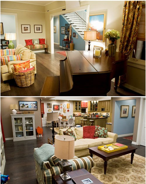 Hiving out that painting from modern family for Modern family dunphy house decor