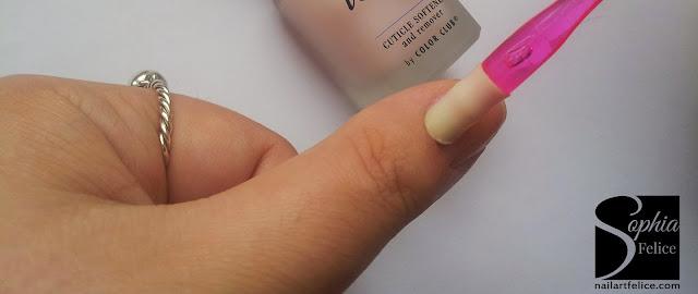 manicure a secco