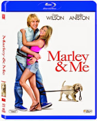 MARLEY & ME on bluray