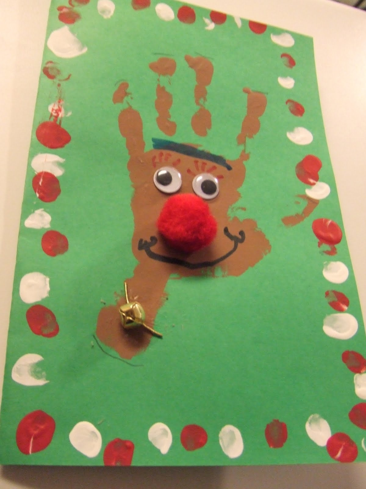 Ya llega la navidad - Postales navidad manualidades ninos ...