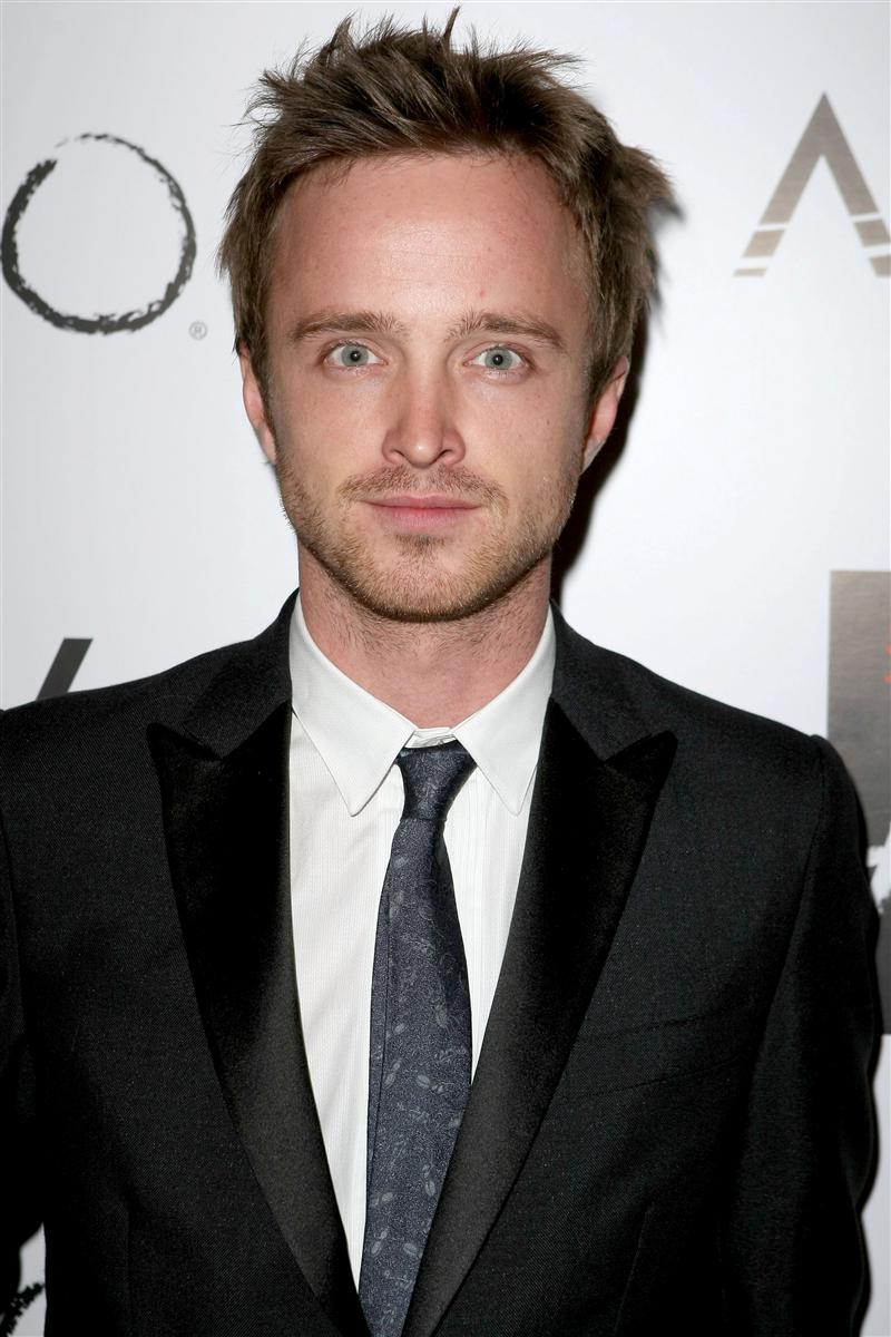 aaron paul photos tv series posters and cast