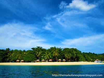 kaputian beach park samal