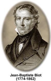 Jean-Baptiste Biot, Astronom Perancis