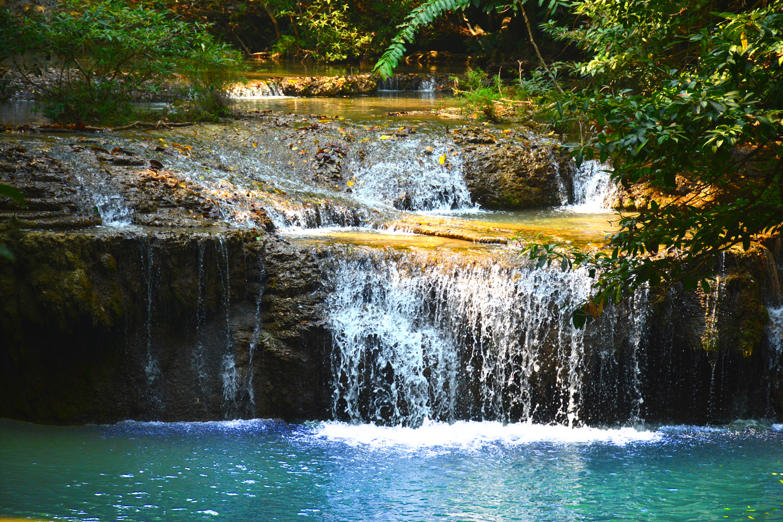 Dreams in HD: Travel :: Erawan Falls