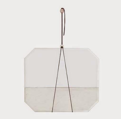 Arte y arquitectura arn s para colgar espejos sin marcos for Espejos para colgar