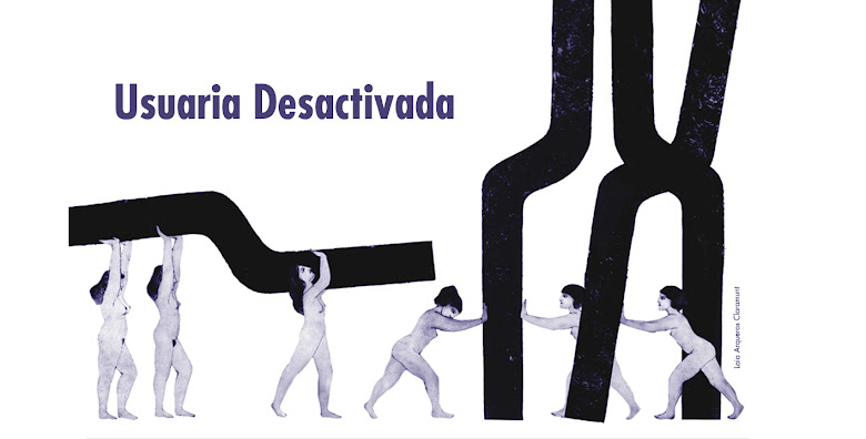Usuaria  desactivada