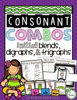 https://www.teacherspayteachers.com/Product/Consonant-Combos-Blends-Digraphs-Trigraphs-309363