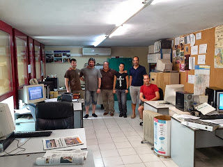 Inauguramos el blog oficial de Barberà al Dia