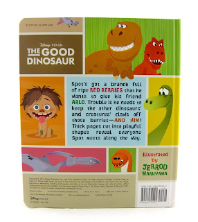the good dinosaur book