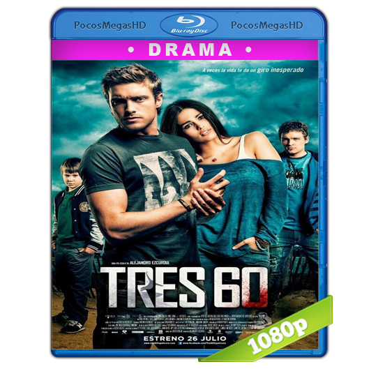 Tres 60 (2013) BRRip 1080p Audio Castellano 5.1 (peliculas hd )