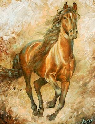 arte-oleos-de-caballos