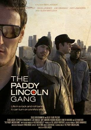 The Paddy Lincoln gang movie Give anger a name