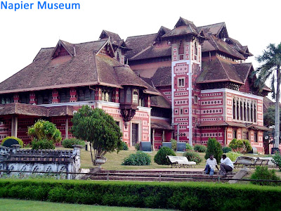 Napier Museum in Trivandrum