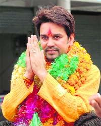 Shri Anurag Thakur, MP