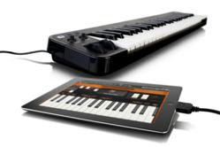 Line 6 Mobile Keys™ Premium Keyboard Controller for iPad® Mac® and PC