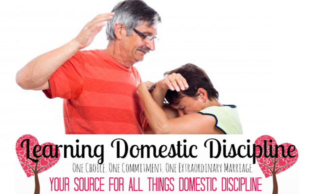 Domestic discipline spanking story