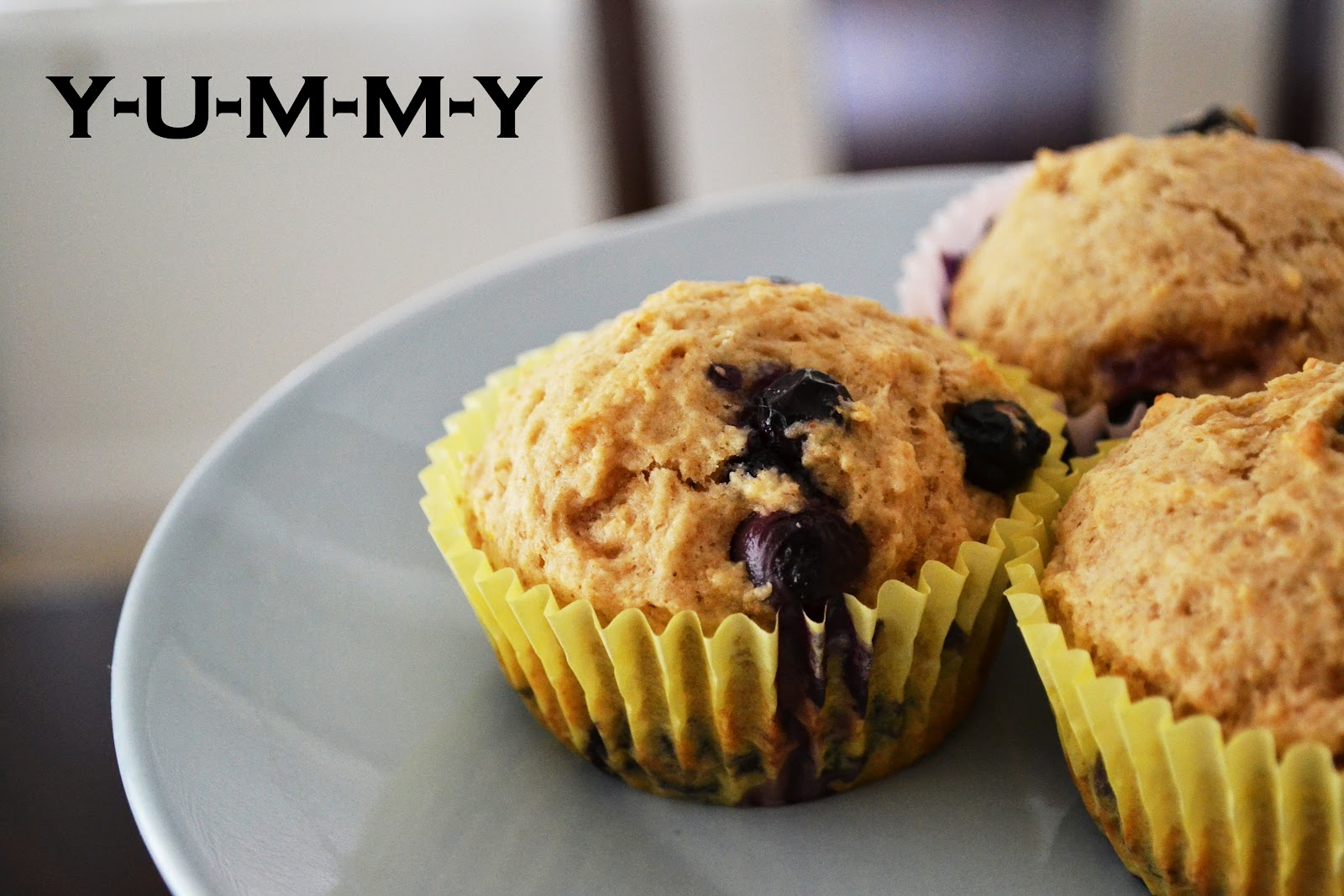 Blueberry Buttermilk Muffins Recipes — Dishmaps