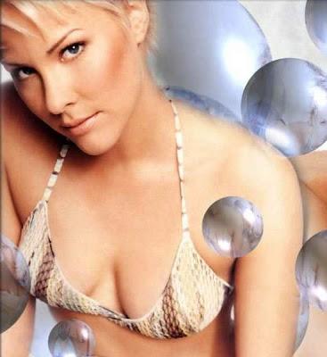 Brittany Daniel actriz de television