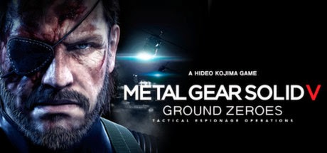 METAL GEAR SOLID V GROUND ZEROES Cracked-CODEX