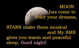 ucapan good night selamat tidur 4