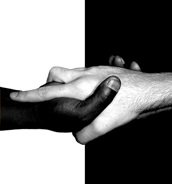 the hands of the blacks Seriously, the skin on your fingers and palm of your hands, as well as your toes and feet bottoms, have a different kind of color than the rest of the skin on you body this also however the answer is not that black people have lighter palms but rather that the skin on the other part of the hand is darker so it stands out more.