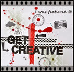Featured at Get creative