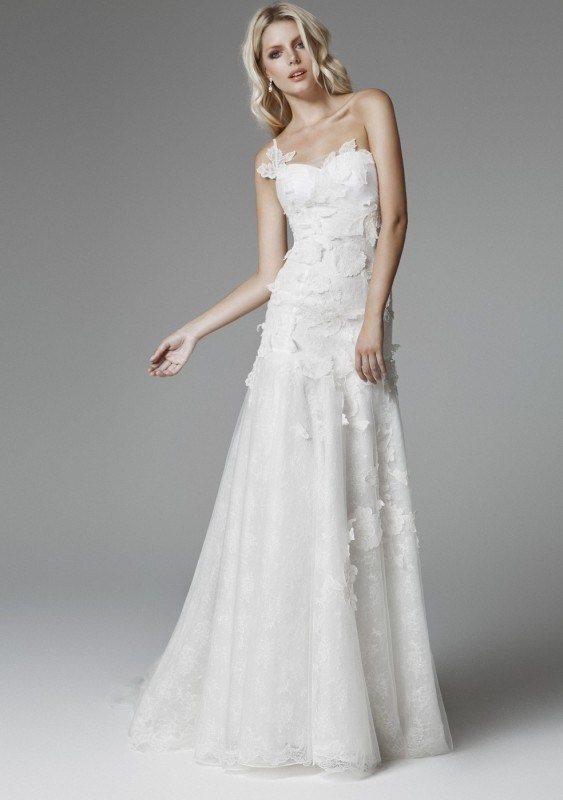 2013 blumarine wedding dresses world of bridal. Black Bedroom Furniture Sets. Home Design Ideas