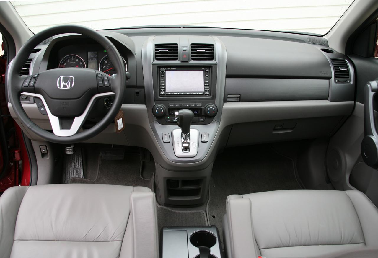 Honda Crv Auto Car