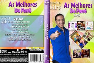 MP3 As Melhores Do Forró 2015 – 1